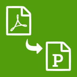 PDF to PowerPoint