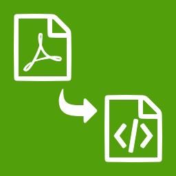 PDF zu XML