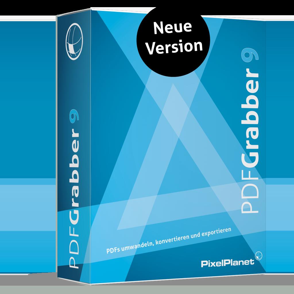 PdfGrabber 9.0 - Neue Version